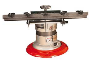 The machine for sharpening of planing knives of MS