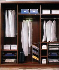 Wardrobes for organizations