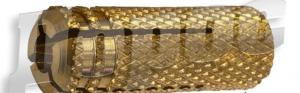 Zabivna a brass anchor of MSA for installation of