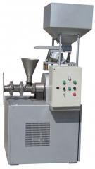 Extruders fodder for processing of fodder grain
