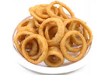 Onions rings to beer, packing of 1.5 kg