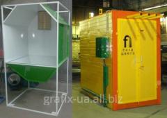 Grafix - комплект оборудования порошковой окраски