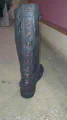 Женские байкерские сапоги Replay