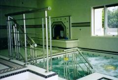 Деталі для басейнів