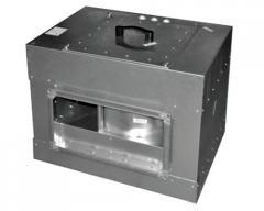 Equipment of rectangular channels Fans Rectangular
