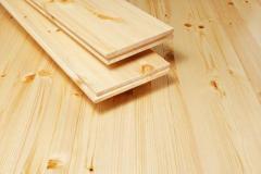 Доска пола деревянная