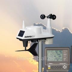 Wireless meteorological station of Davis Vantage