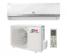 Оборудование климат-контроля   Кондиционирование  Cooper & Hunter  Бытовые сплит-системы  Серия Plazma  Бытовая сплит система серии CH-S12LH/RP