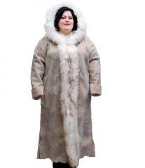 Дубленки женские больших размеров, продажа, консультация