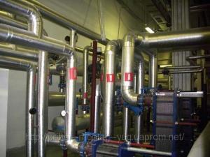 Автоматизация системы отопления и ГВС (система погодного регулирования)
