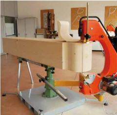 Lentochnopilny machine of fashions. SET 2000,