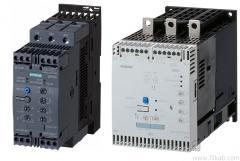 Устройства плавного пуска и останова Siemens