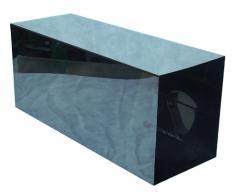 Прямоугольные воздуховоды  Труба прямоугольная   нержавейка