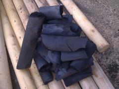 Древесный уголь (сосна)