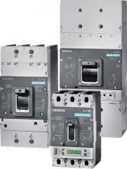 Компактные автоматические выключатели Siemens
