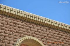 Brick with two slanted corners of S2U