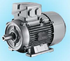 Siemens electric motors of type 1LA7