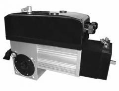 Shaft-45 electric drive