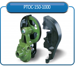 Відцентровий насос ptoc-150-1000-b-pi із приводом