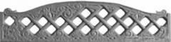 Forms fiberglass for fences and fencings No. 25