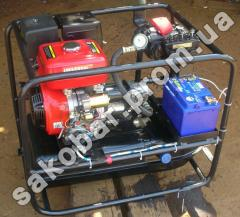 GTS-GUPGS 11,3-150 autonomous hydrostation