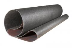 Sanding belts 1320x2620, 930x1900, 1100x2150,