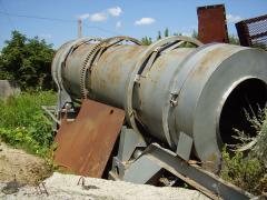Dryer drum 1,2х6
