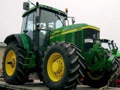 Трактор John Deere 7710 Джон Дир