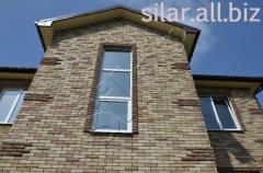 """Brick """"granite"""" color"""