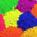 Lightfast pigments for concrete