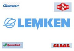 Lemken a chisel with a naplavka 3364051