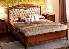 Кровать двухспальная по индивидуальному