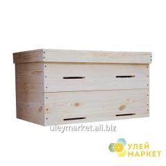 "Beehive like ""Plank bed"" 20"