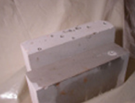 Impregnation water-repellent for a brick, a stone,