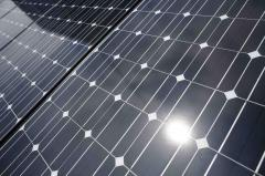 Солнечные батареи компании Нова Енергія Уеко
