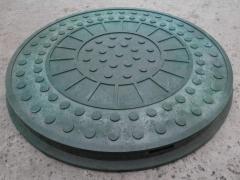Garden manhole 1,5t type L