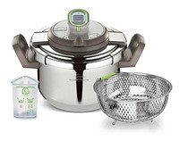 Electronic pressure cooker on 4,5 l