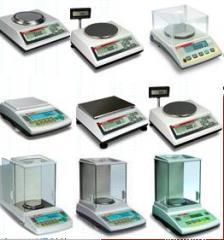 Весы лабораторные