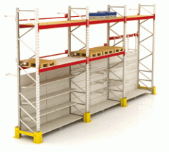 Racks for shops of the Cash&Carry and DIY