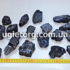 Уголь АО (25-50 мм - АНТРАЦИТ ОРЕХ)