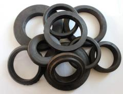 We produce rings for lining (rubberizing) of