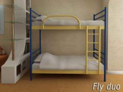 Кровать двухъярусная кровать Fly duo