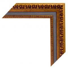 Рамка для декоративного обрамления картин и