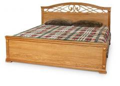 Кровать двуспальная классическая Виктория