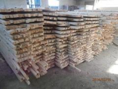 Виготовляємо дошку та брус різної довжини; піддони і контейнери будь-яких розмірів.