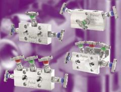 Valve blocks (valvate blocks, manifolds)