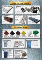 Additives for concrete, build materials