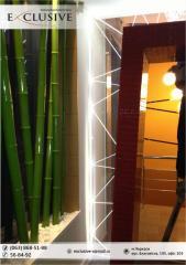 Transparent acryle with illumination (Akrilayt) -