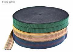 Ремень эластичный для производства мягкой мебели