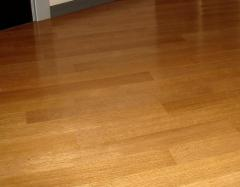 Parquet from a natural oak from the producer